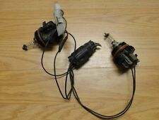 Jaguar 1998-03 XJ8 VDP XJR Headlight Harness complete with wires and bulbs