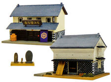 Tomytec (Building 056-3) Japanese Soy Sauce Shop & Storehouse 3 1/150 N scale