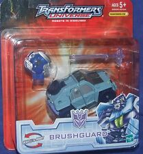 Transformers Robots In Disguise Universe Brushguard New Factory Sealed 2007