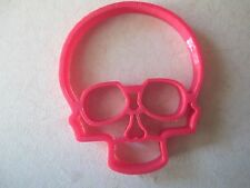 Skull Halloween Cookie Cutter Biscuit Pastry Spooky Bones Creepy Scary Skeleton
