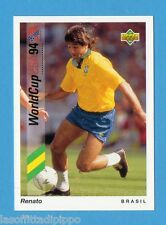Figurina/CARDS-UPPER DECK 93 -WC USA 94- n.35- RENATO - BRASILE