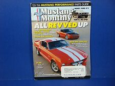 Mustang Monthly,July 2006,All Revved Up  Continuation Shelbys Foose Stallions