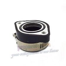 ATV 28mm Carb Collettore Di Aspirazione Flangia per Mikuni Keihin Oko CARBURATORE MOTO DA CROSS