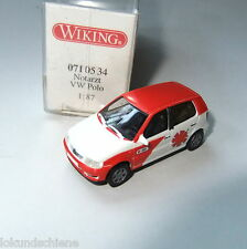 Polo VW Notarzt Wiking HO 1:87 #102