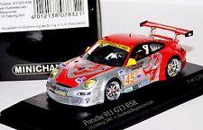 PORSCHE 911 GT3 RSR #45 SEBRING 2007 MINICHAMPS 400076445 1/43