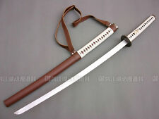 The Walking Dead Michonne Zombie Cosplay Wooden Sword Katana Weapon Props 40""