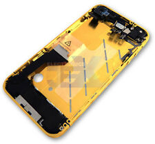 Complete FULL GOLD Mid Frame Housing Assembly For IPhone 4/4G GSM ATT 8/16/32GB