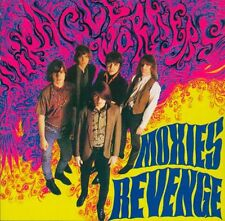 MIRACLE WORKERS moxies revenge CD ss  USA garage punk psych L@@K