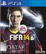 FIFA 14 Football Soccer 2014 (Sony PS4) NEW