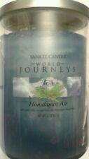 YANKEE CANDLE HIMALAYAN AIR  WORLD JOURNEYS 22 OZ RARE AND AWESOME