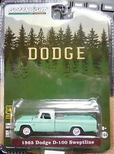 2016 Greenlight 1965 Dodge D-100 Sweptline US Dept of Agriculture Forest Service