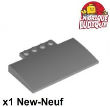 Lego - 1x Slope curved pente courbe 5x8x2/3 gris/light bluish gray 15625 NEUF