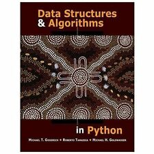 Data Structures and Algorithms in Python Int'l Edition
