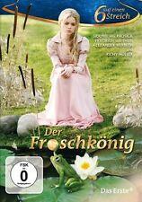 DVD *  DER FROSCHKÖNIG - Sechs auf einen Streich  # NEU OVP