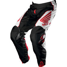 NEW ONE INDUSTRIES CARBON HONDA   ATV  MX BMX RACING PANTS  size 30