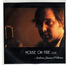 (EE598) Andrew James O'Brien, House On Fire - DJ CD
