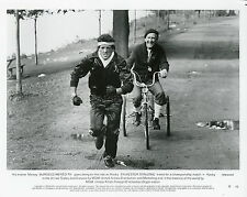 SYLVESTER STALLONE BURGESS MEREDITH ROCKY III 1982 VINTAGE PHOTO ORIGINAL #1