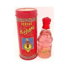 RED JEANS * Versace Perfume * 2.5 * BRAND NEW IN CAN