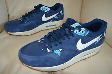 New Nike Womens Air Max 1 Print Running Athletic Shoes 528898-401 Aloha  sz 10