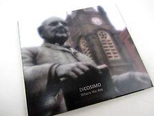 CD - DiCOSIMO - Where We Are - 2013  Digi/Paper Case - Cleveland OH 8 tracks