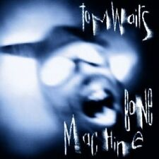 TOM WAITS - BONE MACHINE  CD  16 TRACKS CLASSIC ROCK & FOLK POP  NEU