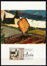 Finland / Aland - 1992 Petterson - Mi. 61 official maximum card #8