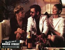 RINGO STARR GIVE MY REGARDS TO BROAD STREET 1984 VINTAGE LOBBY CARD #4