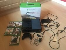 Microsoft Xbox One plus 5 Games & Accessories Bundle 500 GB Black Console vgc