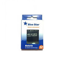 BATERIA BLUE STAR PARA HTC G11 INCREDIBLE S G12 DESIRE S 1300 MaH BLISTER CAJA