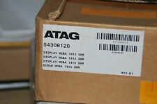 ATAG S4308120 DISPLAY MCBA 1415 SHR HR 5002 5008 BEDIENPANEL NEU