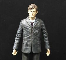 "Doctor Who THE 10th Doctor Who - David Tennant action figure 5.5"" old #dk7"