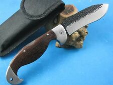 Handmade Wood Handle Survival Hunting Pocket Folding Knife Gifts EDC Knife