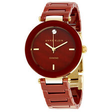 Anne Klein Ladies Watch 1018BYGB