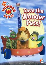 Wonder Pets!: Save the Wonder Pets! (2007, DVD NEUF)