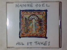 HANNE BOEL All it takes cd singolo HOLLAND CHARLES & EDDIE 3 TRACKS