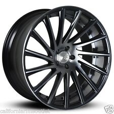 """22"""" RF16 STAGGERED WHEELS RIMS FOR BMW F01 7 SERIES 740 750"""