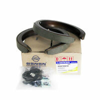 Genuine Brake Shoes KIT parking Brake for Korando Musso Rexton 483KT05010