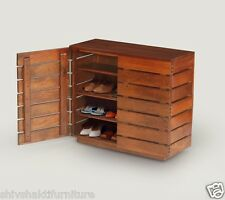Wooden storage Shoe Rack ,Shoe Cabinet  # LE-500148