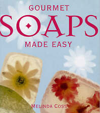 Gourmet Soaps Made Easy-ExLibrary