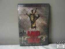 George A. Romero's Land of the Dead (DVD, 2005, Unrated Director's Cut Full F...