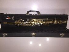Selmer Paris Mark VI Soprano w/ mouthpiece, case, stand