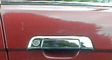 BMW E36 2 DOOR/ Z3  CHROME DOOR HANDLE COVERS WITH 1 KEYHOLE RHD