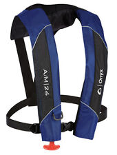 Onyx Automatic Inflatable Life Jacket Lifevest (PFD) - Blue