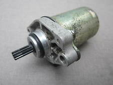 SUPERBYKE POWERBAND R50 2009 CHINESE SCOOTER STARTER MOTOR