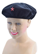REVOLUTIONIST HAT ADULT UNISEX COMMUNIST FANCY DRESS COSTUME ACCESSORY