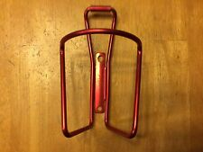 Specialized Vintage Red Bicycle Water Bottle Cage - Bike Retro - Made in Japan