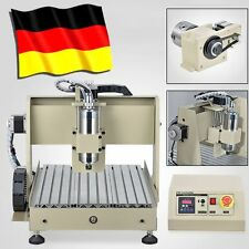 4Axis 0.8KW Router Engraving Machine Milling Drilling Engravor 3040 CNC Machine
