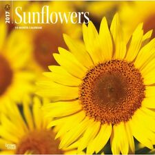 Sunflowers Wall Calendar