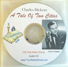 A Tale Of Two Cities-Orson Welles-1 Audio CD-1945 Lux Live Radio Broadcast