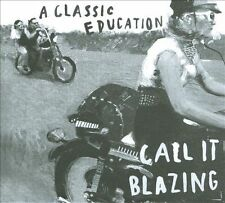 Call It Blazing [Digipak] * by A Classic Education BRAND NEW CD  #11